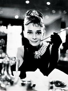 Audrey Hepburn - Lienzo Desayuno con Diamantes (60 x 80 cm