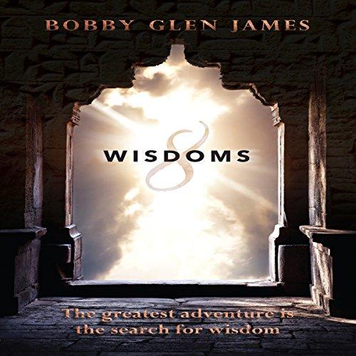 8 Wisdoms audiobook cover art