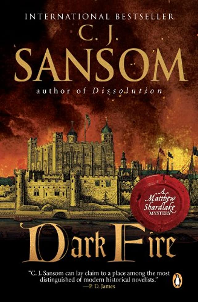 有利下着教室Dark Fire: A Matthew Shardlake Tudor Mystery (Matthew Shardlake Mysteries Book 2) (English Edition)