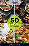 Air fryer Cookbook for Beginners @2020: 50 Quick and Easy Nutritional Recipes to Roast, Grill, Bake and Fry (English Edition)