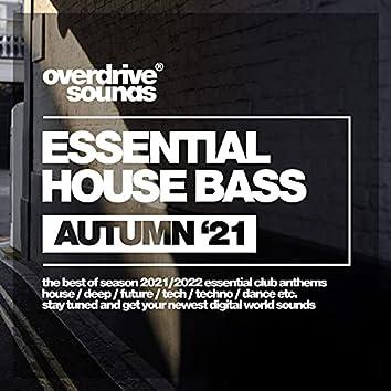 Essential House Bass (Autumn '21)