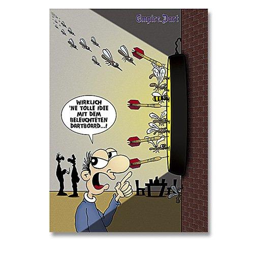 Dart-Poster Comic