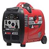 A-iPower 2300-Watt Inverter Generator with...