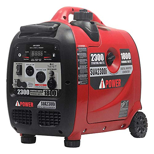 A-iPower SUA2300i 2300-Watt Inverter Generator Review