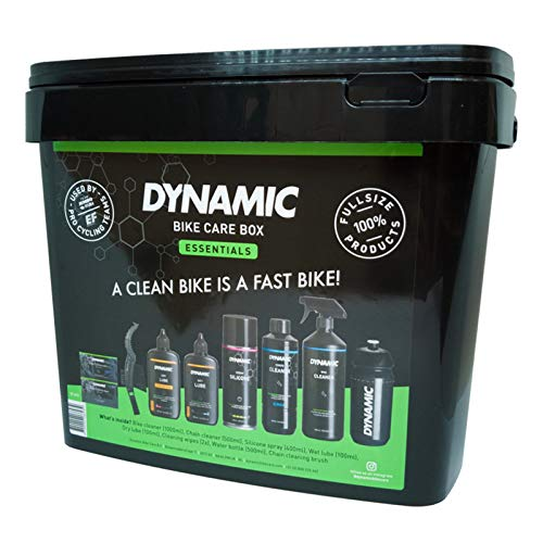 Dynamic Fahrrad Pflege- und Reinigungsset Bike Care Box, DY-010