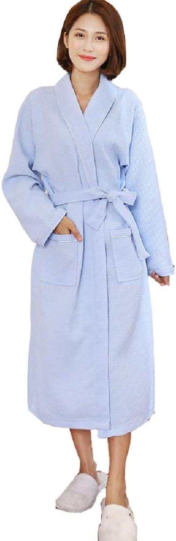 SEMIR Womens Cotton Bathrobes Comfort Sleepwear Soft Short Night Robes Pocket