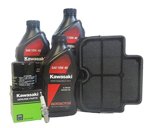 2009-2010 Kawasaki Er-6N Complete Maintenance Kit