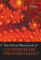 The Oxford Handbook on Contemporary Phenomenology Book Cover