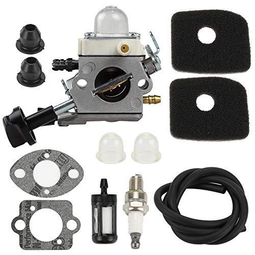 Hayskill Replacement Carburetor for Stihl Blower SH56 SH56C SH86 SH86C BG86 BG86CE BG86Z BG86CEZ Zama C1M-S261B 42411200616 4241 120 0616 Leaf Blower Carb