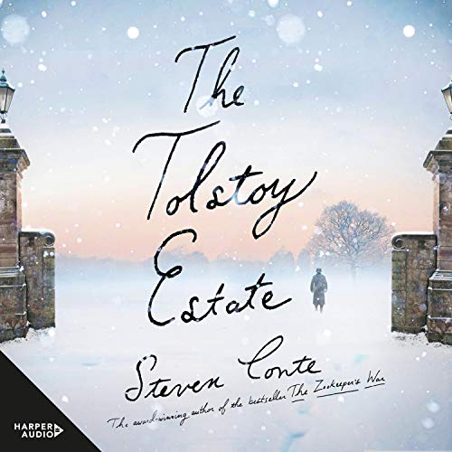 The Tolstoy Estate cover art