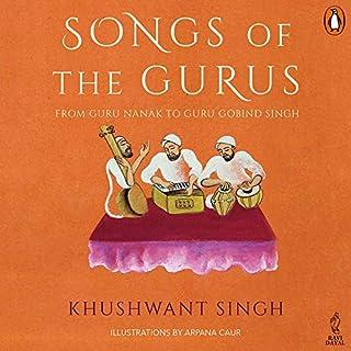 Songs of the Gurus audiobook cover art