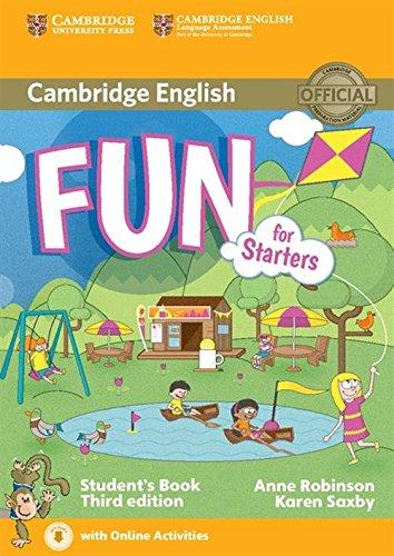 Fun for starters. Student's book with audio. Per la Scuola media. Con e-book. Con espansione online