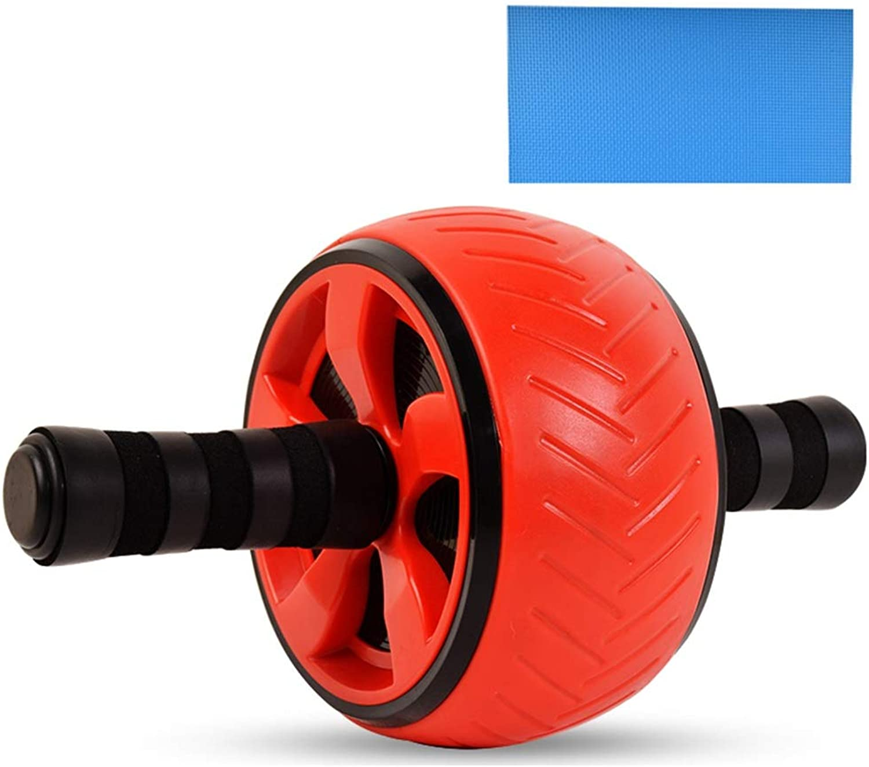 JIANFEI Abdominal Exercise Roller Wheel Beginner Unisex Gym Home,2 Colours