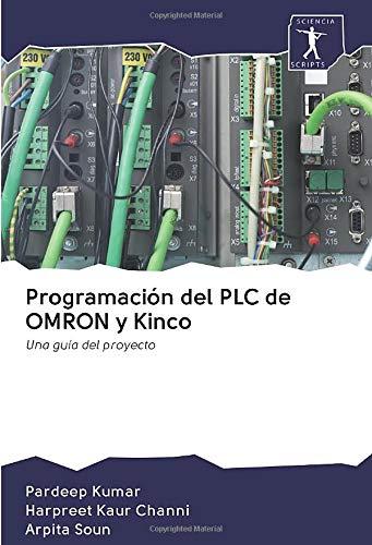 Programación del PLC de OMRON y Kinco: Una guía del proyecto