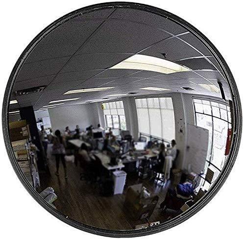 MJMJ Specchietti di Sicurezza Specchio Stradale , Specchietti di Sicurezza Specchio Convesso Infrangibile Non Deformato Specchio Cieco per Ufficio Specchio di Traffico(Size:15CM)