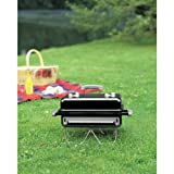 Weber 121020 Go-Anywhere Charcoal Grill,Black,14.5
