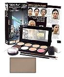 Mehron Mini-Pro Student Makeup Kit Fair Complexion KMP-NF