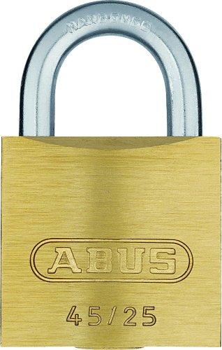 ABUS 5081 Messing-Hangschloss 45/25 SB Größe: 25 mm