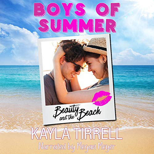 Beauty and the Beach audiobook cover art