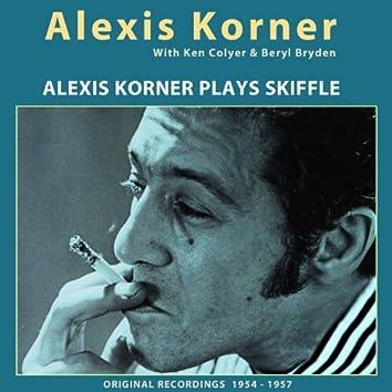Alexis Korner Plays Skiffle (feat. Alexis Korner,) [Original Recordings 1954 -1957]