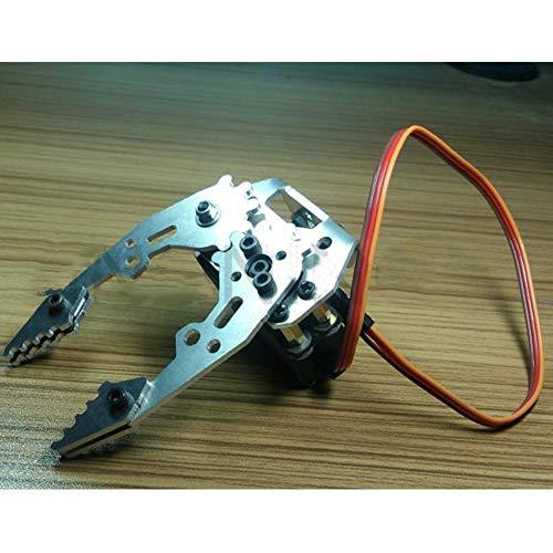 WYY Metallgreifer-Kit Mit MG996R Servo Für DIY Roboter-Arm, Mechanische Greifer, Für Raspberry Pi/Arduino Anwendung