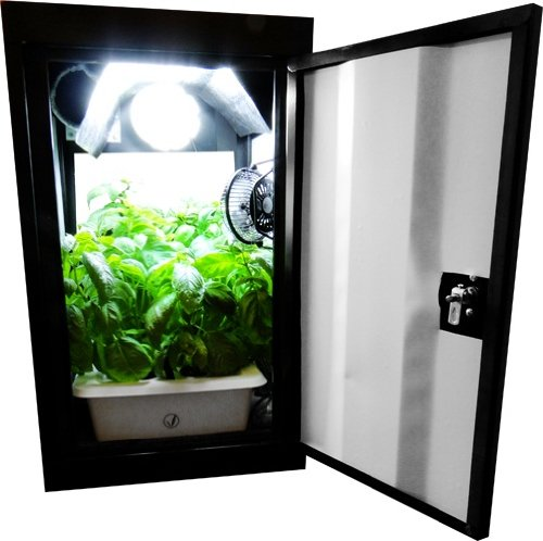 Awesome Grow Cabinets The 7 Best Stealth Grow Boxes For Growing Interior Design Ideas Tzicisoteloinfo
