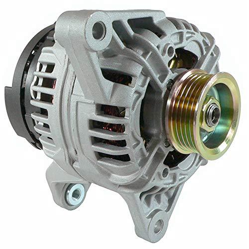 DB Electrical ABO0230 New Alternator For Volkswagen 1.8L 1.8 Passat 99 00 01 02 03 04 05 1999 2000 2001 2002 2003 2004 2005, Audi A4 Quattro 00 01 2000 2001 1-2872-01BO-1 13921N 112399 13921