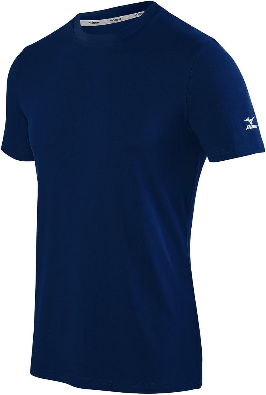 Mizuno Herren Volleyball Attack 2.0 T-Shirt Marineblau B078TL8PYL    Mode-Muster 50e828