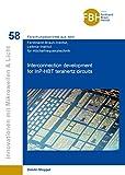 Interconnection development for InP-HBT terahertz circuits (Innovationen mit Mikrowellen und Licht / Forschungsberichte aus dem Ferdinand-Braun-Institut für Höchstfrequenztechnik) (English Edition)