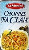 La Monica Chopped Clams, 51-Ounce