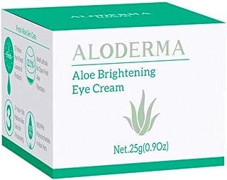 Aloderma Brightening Eye Cream 25g with Pure Organic Aloe Juice