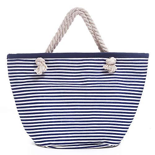 ASUHO Bolsos de mano de las mujeres, bolsos de playa de moda bolsos de viaje bolso de las señoras para la compra bolsa de trabajo con asas largas