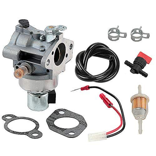 Harbot 20 853 95-S Carburetor for Kohler 20-853-95-S 20 853 71-S SV590 SV600 SV610 SV620 19HP 20HP 21HP 22HP Engine with Fuel Filter Line