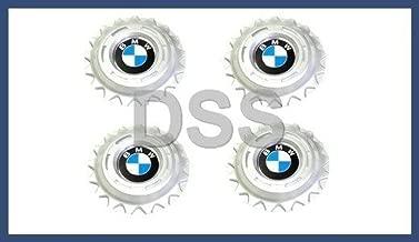 Genuine Wheel Center Caps 4pcs 16