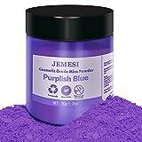 JEMESI Glimmerpulver Violett 50 Gramm / 1,76 Unzen Epoxidharz Farbe Metallic Farbstoff ungiftig |...