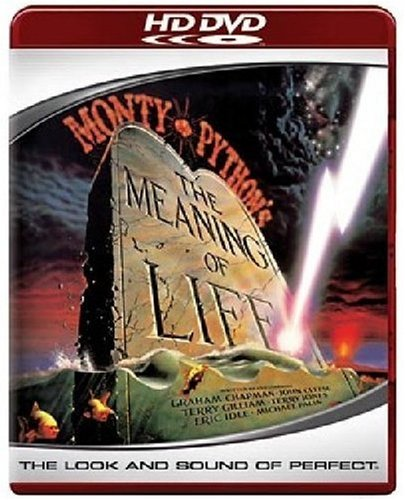 The Meaning of Life [Reino Unido] [HD DVD]