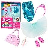 Barbie Mattel – FXN69 Club Chelsea – Ballerina – Puppen-Kleidung für Barbie's kleine...