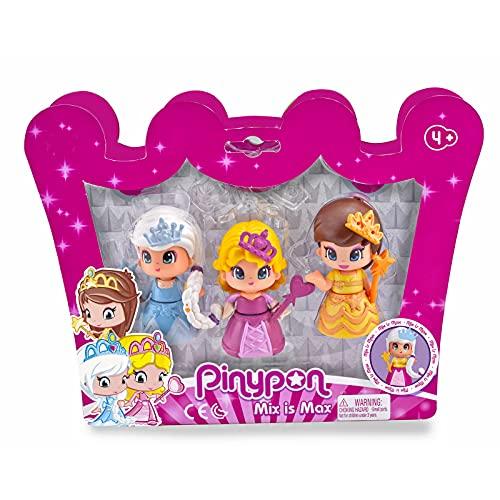 Famosa 700014094 Pinypon Pack Principesse 3 Figure