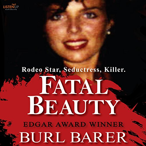 Fatal Beauty audiobook cover art