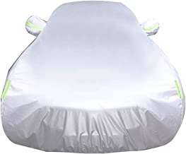 QDDP Plus Velvet Car Cover Compatible With Mercedes-Benz AMG S S63 S65 SL SL63 SL65 SLC43 SLK Waterproof And Flame Retardant Does Not Hurt Car Paint Easy Installation