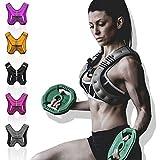 XN8 Gewichtsweste 8 kg Gewichtsverlust Training Laufen Verstellbare Jacke Abnehmbares Gewicht...
