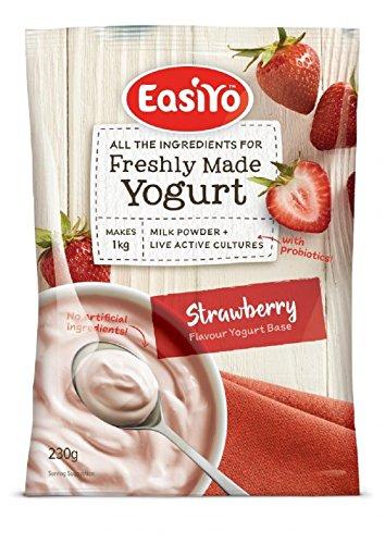 EasiYo Yoghurt Base - Strawberry