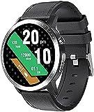 LLM Hot RC06 ECG PPG Braccialetto Intelligente Orologio Intelligente Frequenza Cardiaca Monitor Pressione Sanguigna Fitness Tracker Smart Watch per Android, Ios(D)