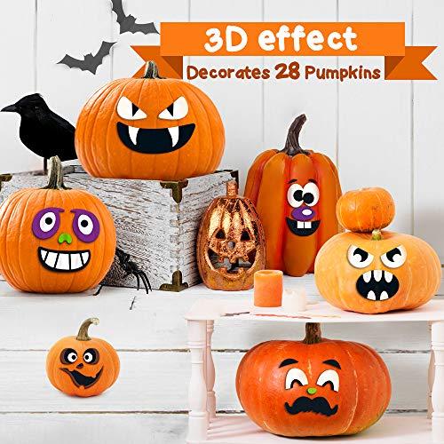 WINCHY Pumpkin Decorations Kits Pumpkin Foam...