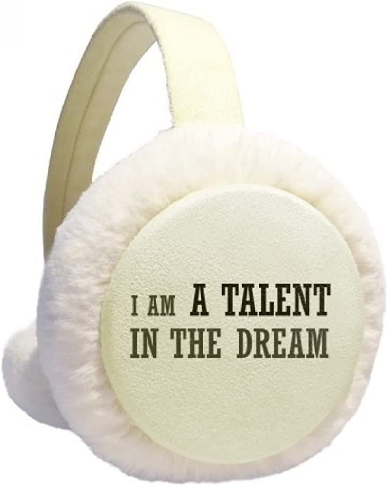 Chicago Mall I Am A Talent In The Dream Cable Ranking TOP16 Knit Winter Ear Fl Warmer Furry