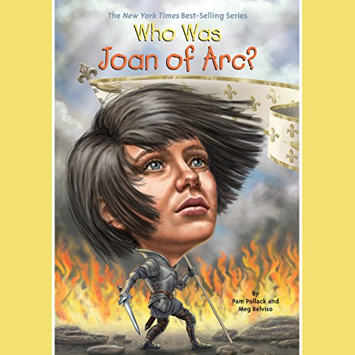 Who Was Joan of Arc?  By  cover art