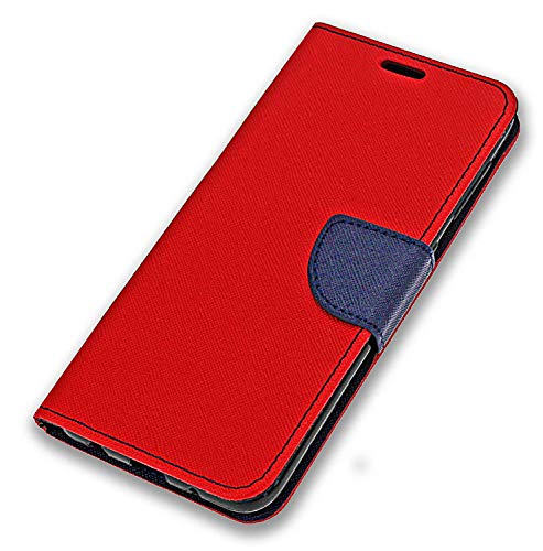 CoverOne Handyhülle für Wileyfox Swift 2 Hülle, Premium Leder Flip Schutzhülle Handytasche Case Cover für Wileyfox Swift 2 / Swift 2 Plus Tasche