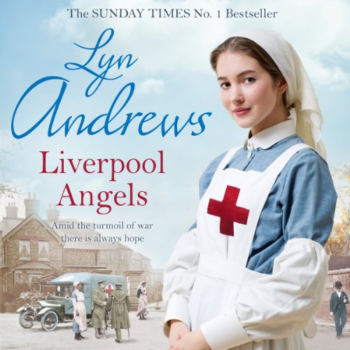 Liverpool Angels audiobook cover art