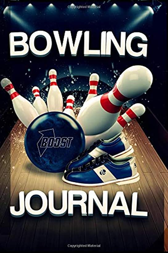 Bowling Journal: Keep track of your individual bowling lines