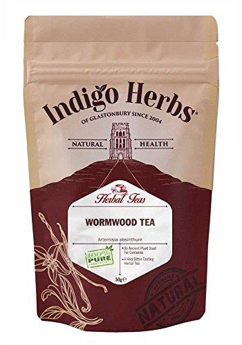 Indigo Herbs té de Ajenjo 50g